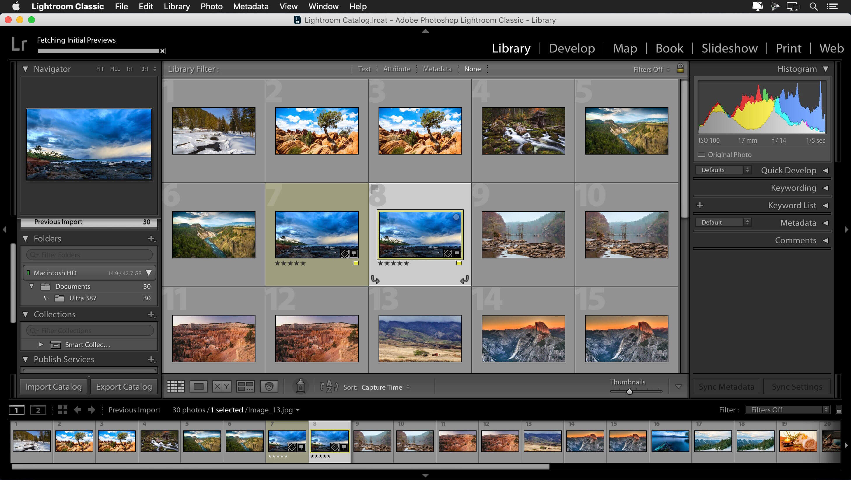 Adobe Lightroom Classic