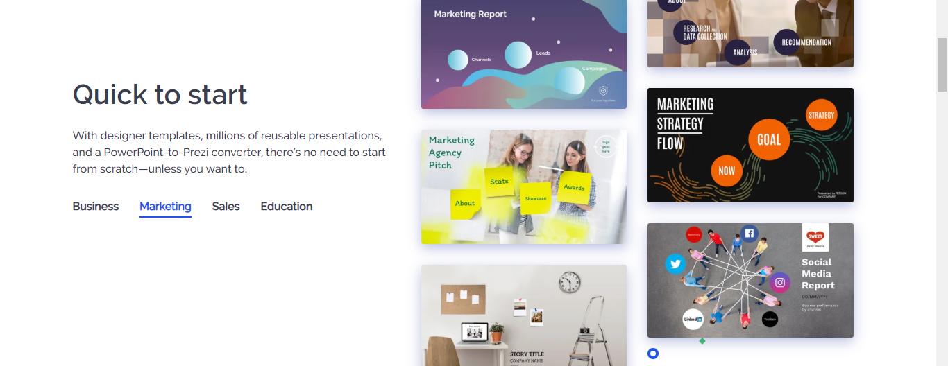 Онлайн презентация